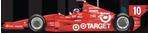10 - Dario Franchitti - Target