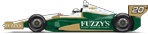 20 - Ed Carpenter - Fuzzy's Ultra Premium Vodka